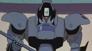 Patlabor: The Mobile Police - The TV Series: 39. Mass Production Plan