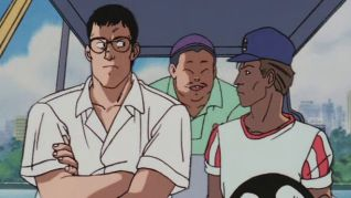 Patlabor: The Mobile Police - The TV Series: 42. Return of the Men