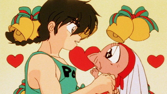Ranma 1/2: All It Takes Is One! The Kiss of Love Is the Kiss of Death