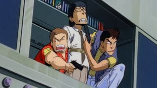 Patlabor: The Mobile Police - The Original OVA Series : The Tragedy of L