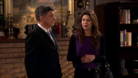 Hot in Cleveland : Dr. Who?