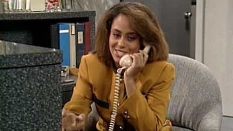A Different World : Almost Working Girl