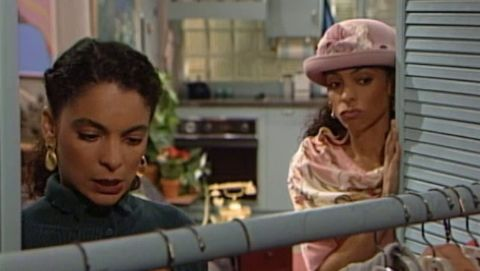 A Different World : Liza Who-Little