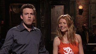 Saturday Night Live: Ben Affleck [1]