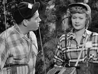 I Love Lucy: The Camping Trip