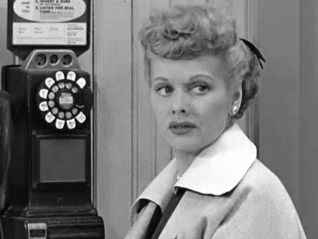 I Love Lucy: Ricky and Fred Are TV Fans