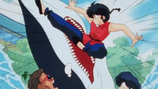 Ranma 1/2: Swimming with Psychos