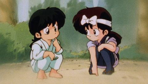 Ranma 1/2 : Ukyo's Secret Sauce, Part 1