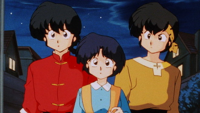 Ranma 1/2: Pick-a-Peck o' Happosai