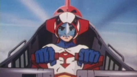 Battle of the Planets : Big Robot Gold Grab