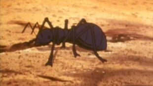 Battle of the Planets : Swarm of Robot Ants