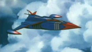 Battle of the Planets : Space Rocket Escort