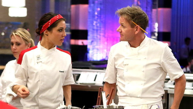 Hell's Kitchen: 18 Chefs Compete