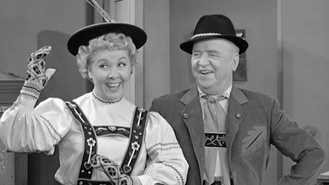 I Love Lucy: Lucy in the Swiss Alps