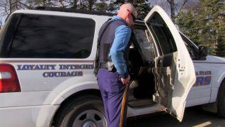 Alaska State Troopers: Rock-Throwing Rampage