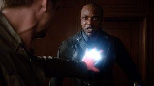 Marvel's Agents of S.H.I.E.L.D.: The Frenemy of My Enemy