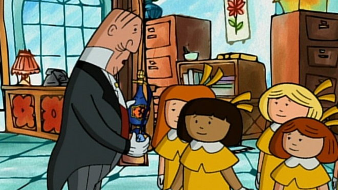 Madeline: Madeline and the Perfume Factory