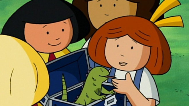 Madeline: Madeline and the Dog Who Cried Wolf