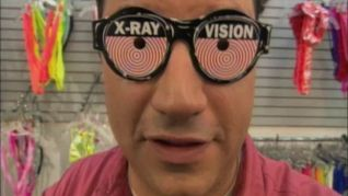 The Man Show: X-Ray Specs