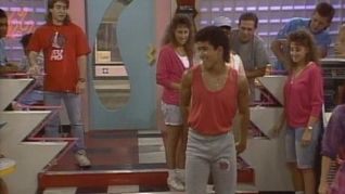 Saved by the Bell: Dancing to the Max