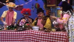The Big Comfy Couch: Feast Of Fools