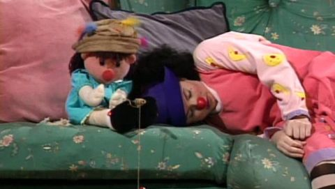 Big Comfy Couch : Time for Molly