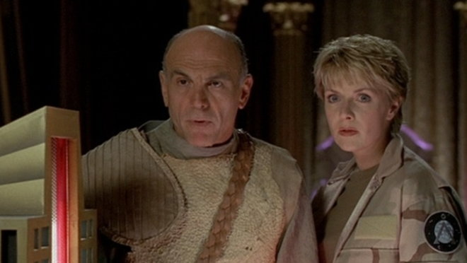 Stargate SG-1: Enemies