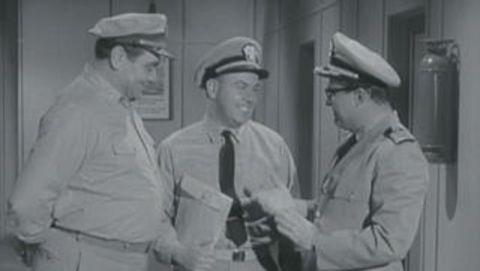 McHale's Navy : Birth of a Salesman