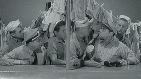 McHale's Navy : McHale's Floating Laundromat