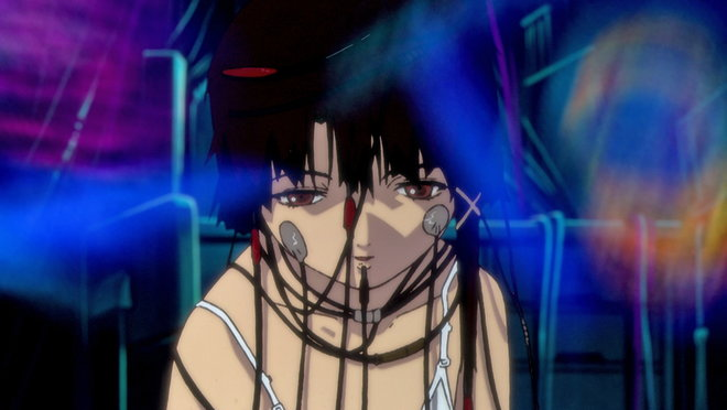 Serial Experiments Lain: Infornography