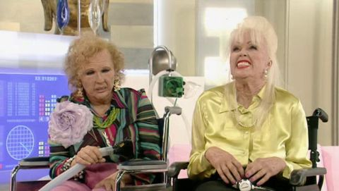 Absolutely Fabulous : Menopause