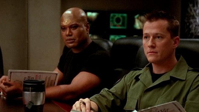 Stargate SG-1: Nightwalkers