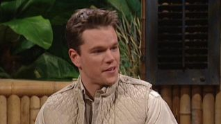 Saturday Night Live: Matt Damon
