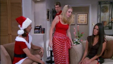 Sabrina, the Teenage Witch : It's a Hot, Hot, Hot, Hot Christmas