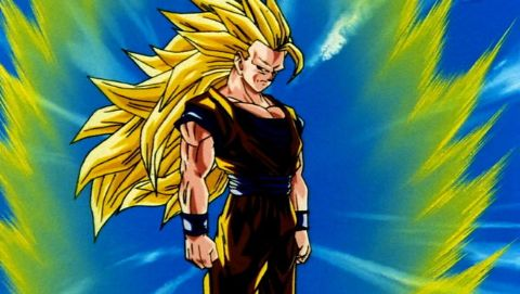 Dragon Ball Z : Super Saiyan 3