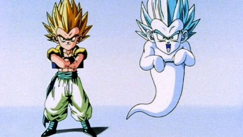 Dragon Ball Z : Super Moves of Super Gotenks