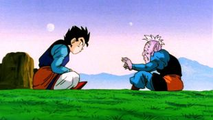 Dragon Ball Z : Trapped in Forever