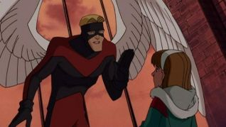 X-Men Evolution: On Angel's Wings