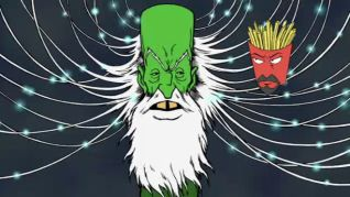 Aqua Teen Hunger Force: Interfection