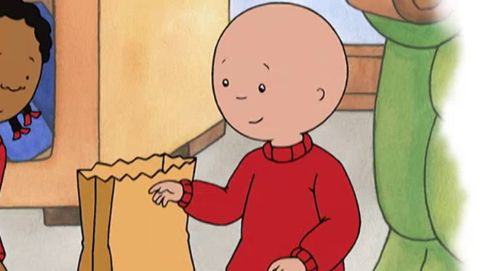 Caillou : People I Love