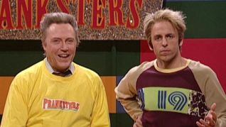Saturday Night Live: Christopher Walken [6]