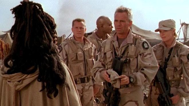 Stargate SG-1: Full Circle