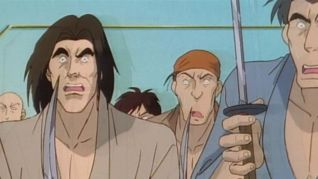 Rurouni Kenshin, Episode 6: The Appearance of Kurogasa