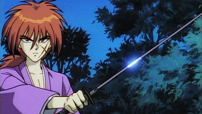 Rurouni Kenshin, Episode 7: Deathmatch Under the Moon