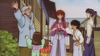 Rurouni Kenshin, Episode 28: Prelude to the Impending Fight