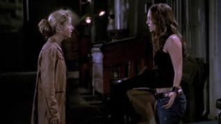 Buffy the Vampire Slayer: Empty Places
