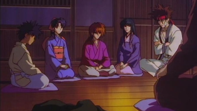 Rurouni Kenshin, Episode 30: The Devil of Vengeance
