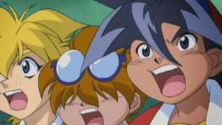 Beyblade: Battle in the Sky
