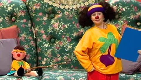 Big Comfy Couch : Donut Let It Bring You Down