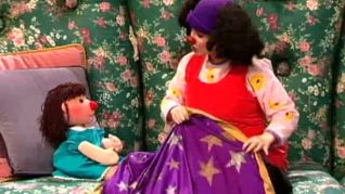 The Big Comfy Couch: Between the Covers